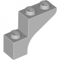 LEGO 6230234 ARCHE 1X3X2 - MEDIUM STONE GREY