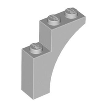 LEGO 6225228 ARCHE 1X3X3 - MEDIUM STONE GREY