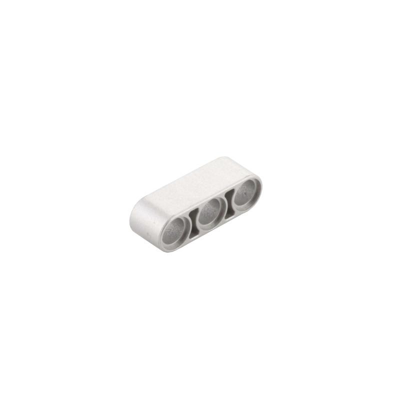 LEGO 6066048 TECHNIC 3M BEAM - METAL SILVER