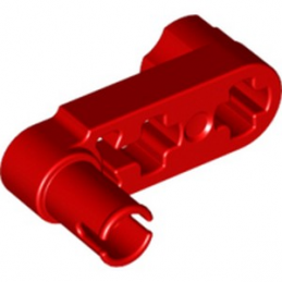 LEGO 6167937 2X1X3 STEERING KNUCKLE ARM - ROUGE