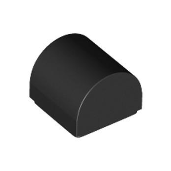 LEGO 6273589 DOME 1X1X2/3 - NOIR lego-6273589-dome-1x1x23-noir ici :