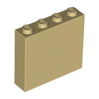 LEGO 6272116 BRIQUE 1X4X3  - BEIGE lego-6272116-brique-1x4x3-beige ici :