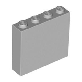 LEGO 6272132 BRIQUE 1X4X3  - MEDIUM STONE GREY