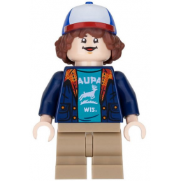 Mini Figurine LEGO® Stranger Things - Dustin Henderson