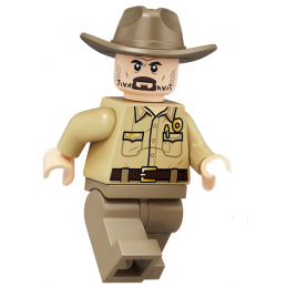 Mini Figurine LEGO® Stranger Things - Jim Hopper