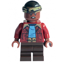 Mini Figurine LEGO® Stranger Things - Lucas Sinclair