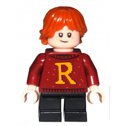 Mini Figurine LEGO® Harry Potter -  Ron Weasley mini-figurine-lego-harry-potter-ron-weasley ici :