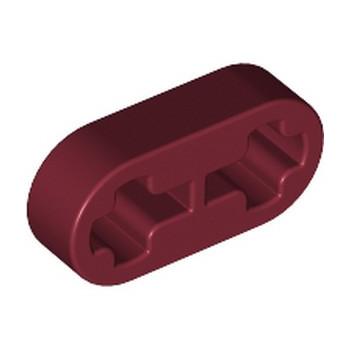 LEGO 6212140 TECHNIC LEVER 2M - NEW DARK RED