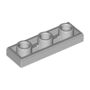 LEGO 6251044 PLATE LISSE 1X3 INV - MEDIUM STONE GREY lego-6251044-plate-lisse-1x3-inv-medium-stone-grey ici :