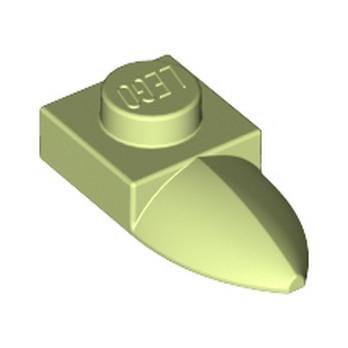 LEGO 6267420 DENT / GRIFFE 1X1 - SPRING YELLOWISH GREEN  lego-6267420-dent-griffe-1x1-spring-yellowish-green- ici :