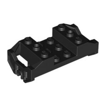 LEGO 6253474 BOGIE 3X6 - NOIR