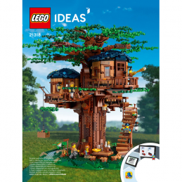 Notice / Instruction Lego IDEAS 21318