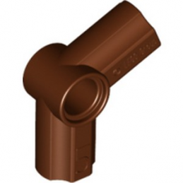 LEGO 6271351 ANGLE ELEMENT, 112,5 DEGR. [5] - REDDISH BROWN