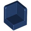 LEGO 6247781 WALL CORNER 1X1X1 - EARTH BLUE