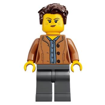 Mini Figurine LEGO® Ideas - Citoyenne