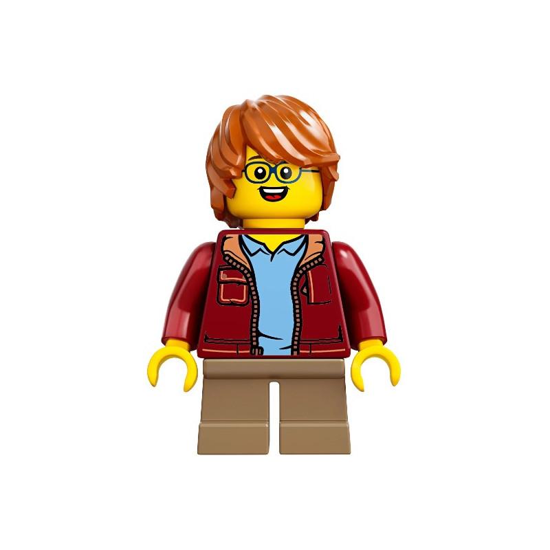 Mini Figurine LEGO® Ideas - Enfant / Garçon