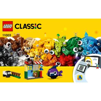 Notice / Instruction Lego Classic 11003 notice-instruction-lego-classic-11003 ici :