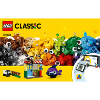 Notice / Instruction Lego Classic 11003