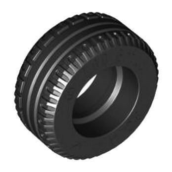 LEGO 4500518 PNEU Ø30.4 x 14 - NOIR lego-4550937-pneu-o304-x-14-noir ici :