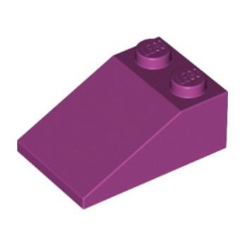LEGO 4599547 TUILE 2X3/25° - MAGENTA