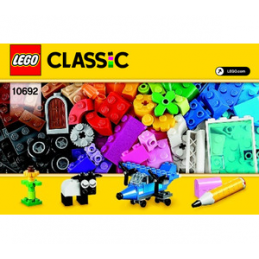 Notice / Instruction Lego Classic 10692