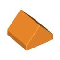 LEGO 6223631 TUILE 1X1 45° - ORANGE