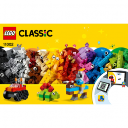 Notice / Instruction Lego Classic 11002