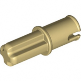 LEGO 4666579 CONNECTOR PEG/CROSS AXLE - BEIGE