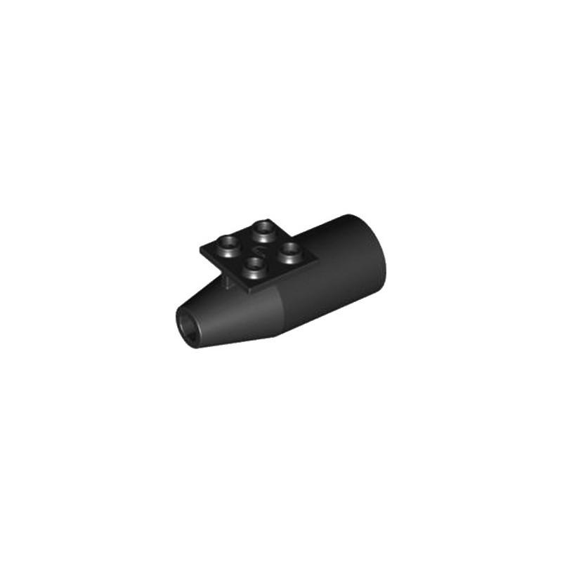 LEGO 6146461 JET ENGINE - NOIR