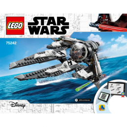 Notice / Instruction Lego Star Wars  75242 notice-instruction-lego-star-wars-75242 ici :