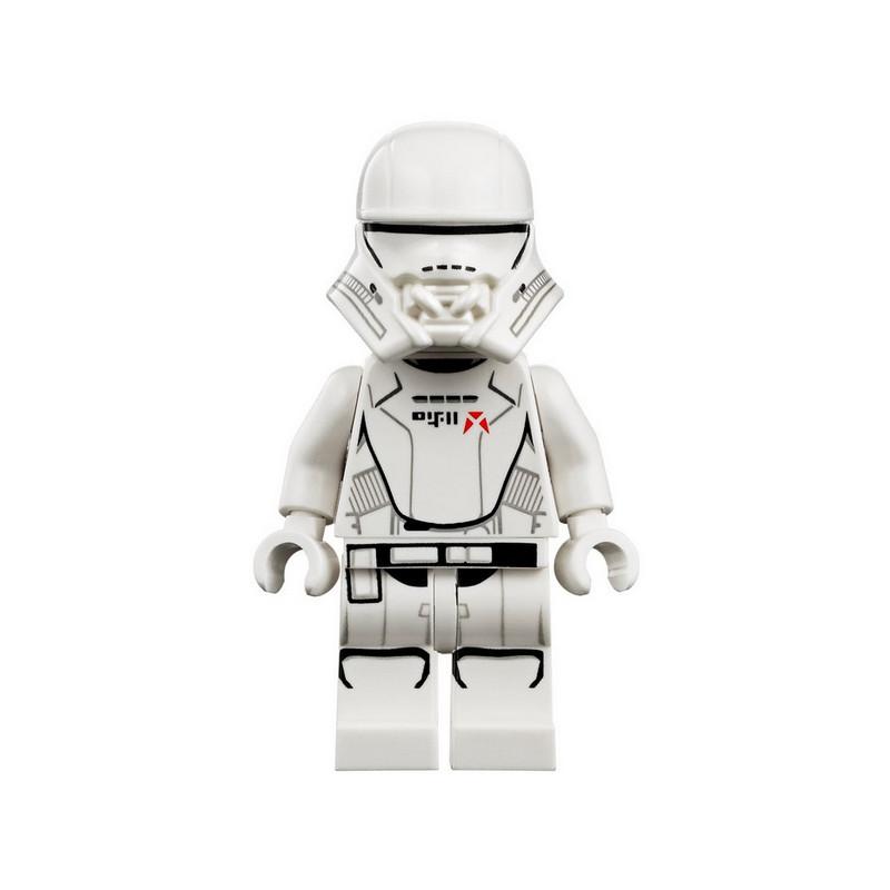 Mini Figurine LEGO® : Star Wars - Jet Trooper du Premier Ordre