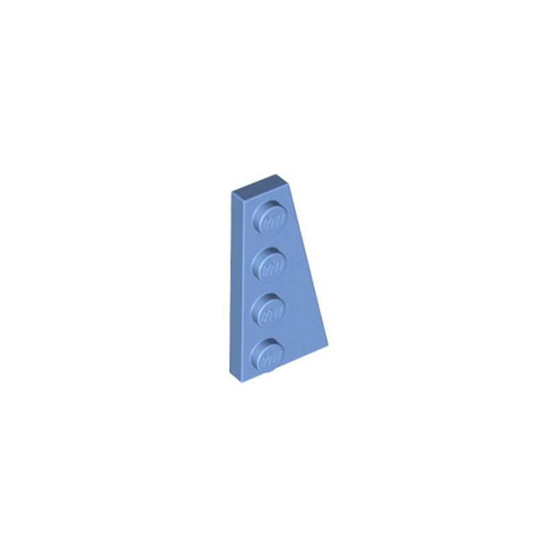 LEGO 6111401 PLATE 2X4 ANGLE DROIT - MEDIUM BLUE