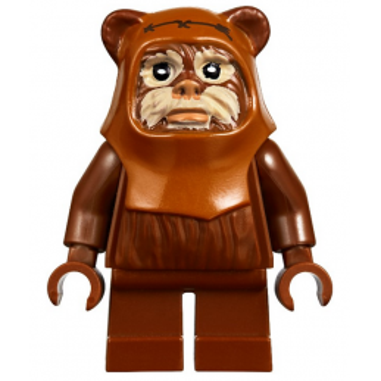Mini Figurine LEGO® : Star Wars - Ewok - Wicket