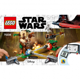 Notice / Instruction Lego Star Wars  75238