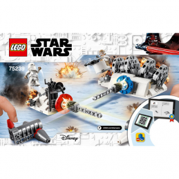 Notice / Instruction Lego Star Wars  75239