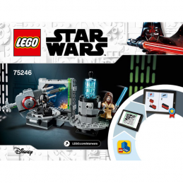Notice / Instruction Lego Star Wars  75246