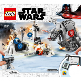Notice / Instruction Lego Star Wars  75241 notice-instruction-lego-star-wars-75241 ici :