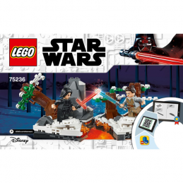 Notice / Instruction Lego Star Wars  75236