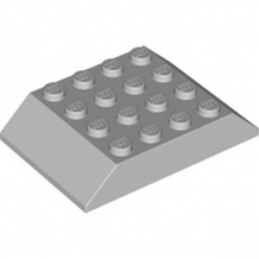 LEGO 6255824 TUILE  4X6 45° - MEDIUM STONE GREY lego-6255824-tuile-4x6-45-medium-stone-grey ici :