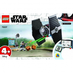 Notice / Instruction Lego Star Wars  75237