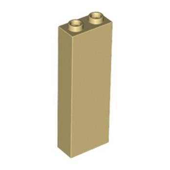 LEGO 4114064 BRIQUE 1X2X5 - BEIGE lego-4114064-brique-1x2x5-beige ici :