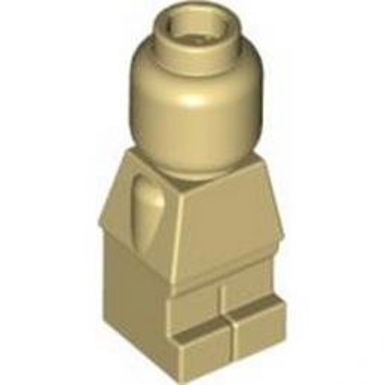 LEGO 4585486 MINI FIGURINE / STATUETTE - BEIGE