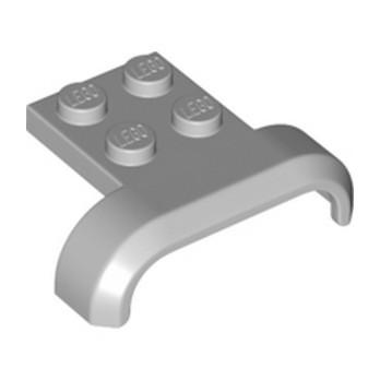 LEGO 6261268 GARDE BOUE 3X4 - MEDIUM STONE GREY