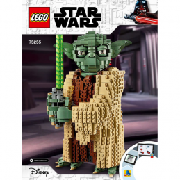 Notice / Instruction Lego Star Wars  75255 notice-instruction-lego-star-wars-75255 ici :