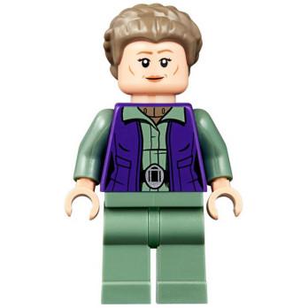 Mini Figurine LEGO® : Star Wars - La Générale Leia