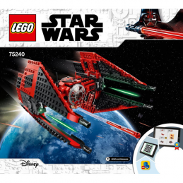 Notice / Instruction Lego Star Wars  75240 notice-instruction-lego-star-wars-75240 ici :