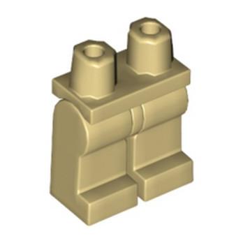 LEGO 4570435 JAMBE - BEIGE
