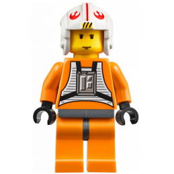 Mini Figurine LEGO® : Star Wars - Luke Skywalker ( 20 ème anniversaire )