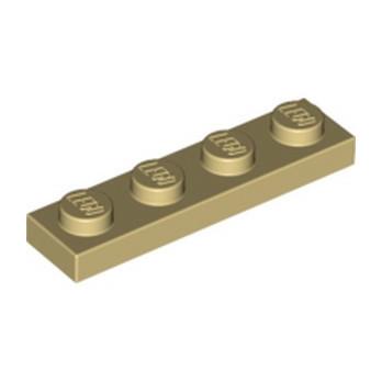 LEGO 4113233 PLATE 1X4 - TAN