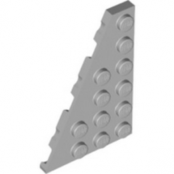 LEGO 6262083 PLATE 4X6 GAUCHE - MEDIUM STONE GREY lego-6262083-plate-4x6-gauche-medium-stone-grey ici :